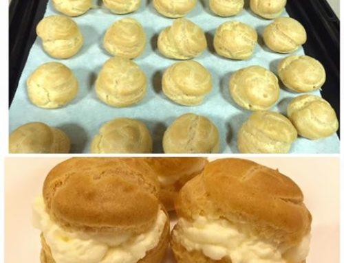 cream puff – by Weiwei Karen