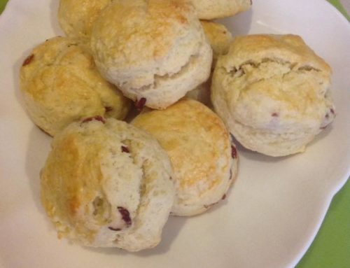 Scones – by Janice Tong