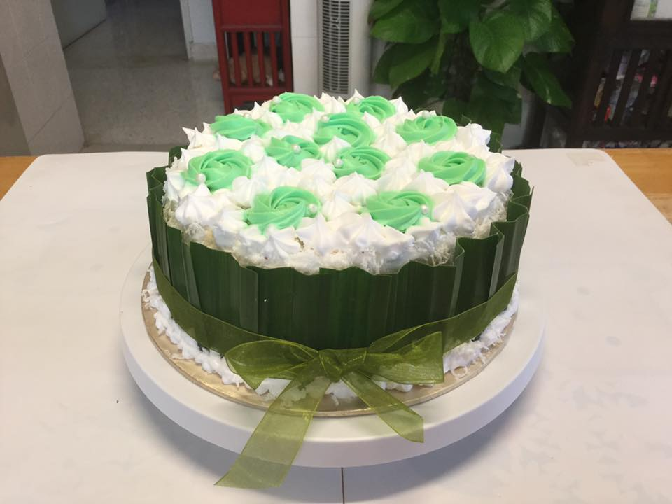 Durian Ondeh Ondeh Gula Melaka Cake