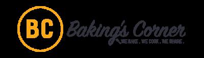 Baking's Corner Logo