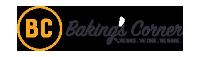 Bakings Corner Logo